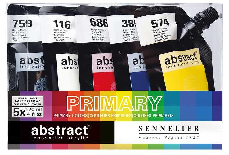 Caja - colores primarios 0