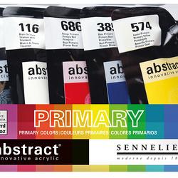 Caja - colores primarios