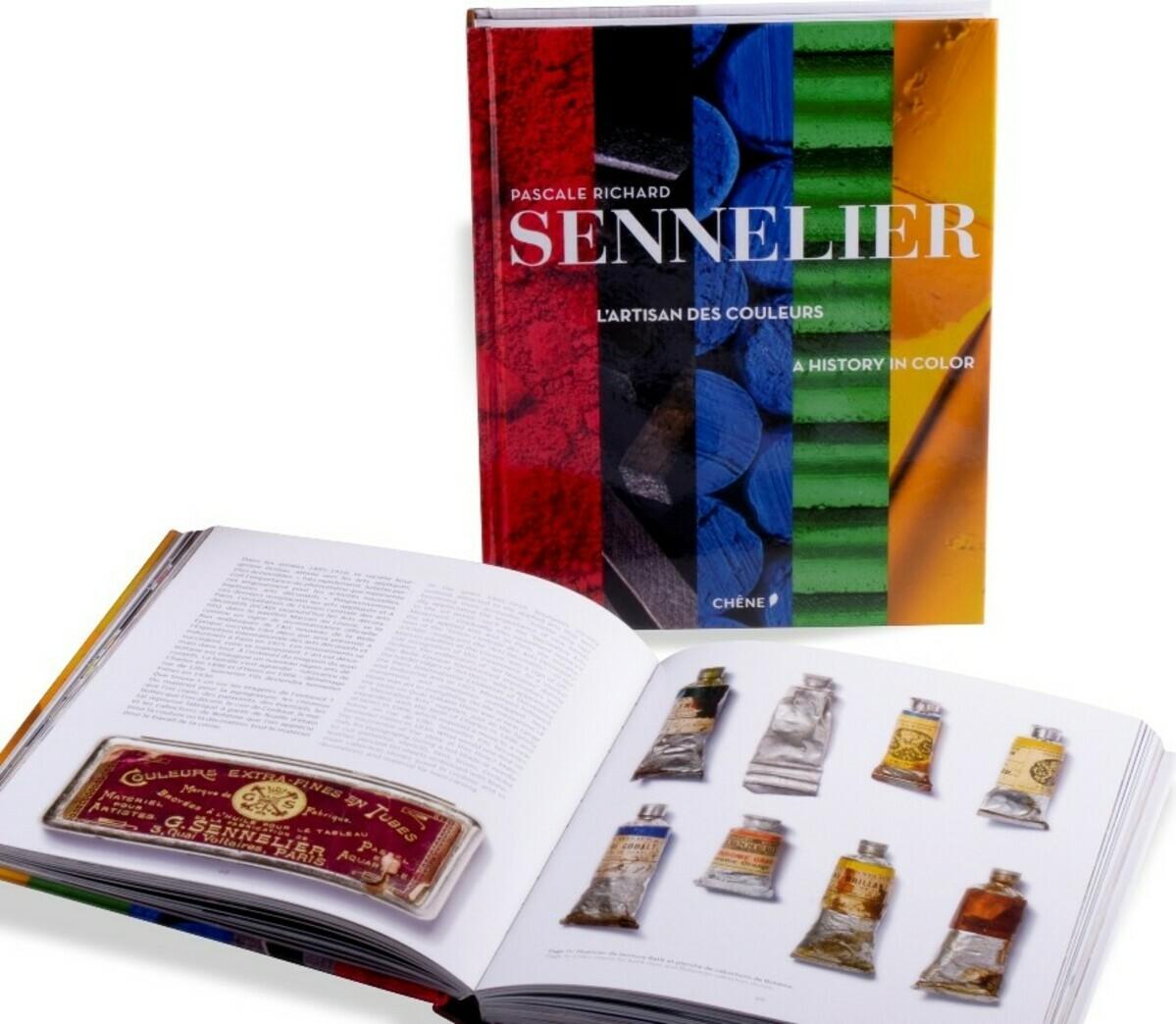 SENNELIER, L'ARTISAN DES COULEURS